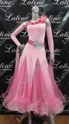 BALLROOM COMPETITION DRESS LDW (ST206)