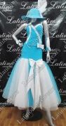 BALLROOM COMPETITION DRESS LDW (ST208)