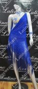 LATIN SALSA COMPETITION DRESS LDW (LT789)