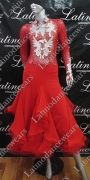 BALLROOM COMPETITION DRESS LDW (ST180C)