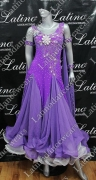 BALLROOM COMPETITION DRESS LDW (ST209)
