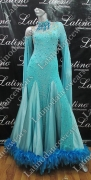 BALLROOM COMPETITION DRESS LDW (VS96)