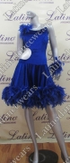 LATIN SALSA COMPETITION DRESS LDW (LS254)
