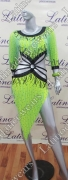 LATIN SALSA COMPETITION DRESS LDW (VL393)