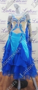 BALLROOM COMPETITION DRESS LDW (ST218)