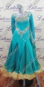 BALLROOM COMPETITION DRESS LDW (ST220)
