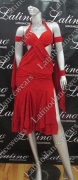 LATIN SALSA COMPETITION DRESS LDW (VS68A)