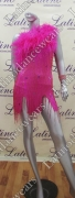 LATIN SALSA COMPETITION DRESS LDW (VL409)