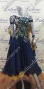 BALLROOM COMPETITION DRESS LDW (ST221)