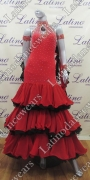 BALLROOM COMPETITION DRESS LDW (VS101)