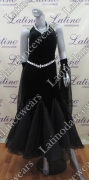 BALLROOM COMPETITION DRESS LDW (VS102)