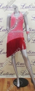 LATIN SALSA COMPETITION DRESS LDW (LT802)
