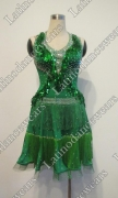LATIN SALSA COMPETITION DRESS LDW (LT796)