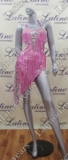LATIN SALSA COMPETITION DRESS LDW (LT797)