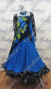BALLROOM COMPETITION DRESS LDW (SS50)