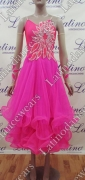 BALLROOM COMPETITION DRESS LDW (ST222)