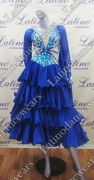 BALLROOM COMPETITION DRESS LDW (ST225)
