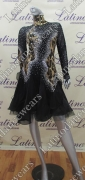 LATIN SALSA COMPETITION DRESS LDW (LT798)