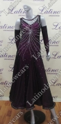 BALLROOM COMPETITION DRESS LDW (VS99)