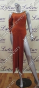 LATIN SALSA COMPETITION DRESS LDW (VL421)