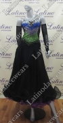 BALLROOM COMPETITION DRESS LDW (ST228)