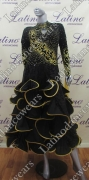 BALLROOM COMPETITION DRESS LDW (ST229)