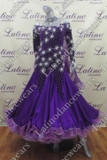 BALLROOM COMPETITION DRESS LDW (SS60A)