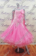 BALLROOM COMPETITION DRESS LDW (SS51)