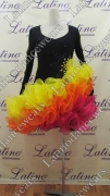 LATIN SALSA COMPETITION DRESS LDW (LS261)