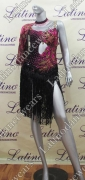 LATIN SALSA COMPETITION DRESS LDW (VL403)