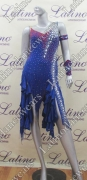LATIN SALSA COMPETITION DRESS LDW (VL419)