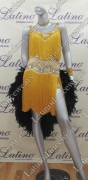 LATIN SALSA COMPETITION DRESS LDW (VL423)