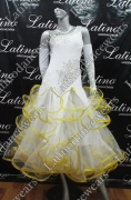 BALLROOM COMPETITION DRESS LDW (ST190C)