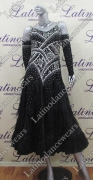 BALLROOM COMPETITION DRESS LDW (ST233)