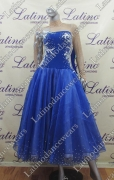 BALLROOM COMPETITION DRESS LDW (VS104)
