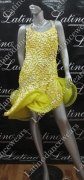 LATIN SALSA COMPETITION DRESS LDW (VL425)