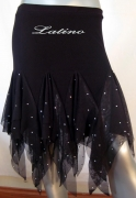 LATIN SALSA PRACTICE DRESS LDW (TL1)