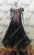 BALLROOM COMPETITION DRESS LDW (ST235)