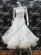 BALLROOM COMPETITION DRESS LDW (ST236)