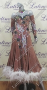 BALLROOM COMPETITION DRESS LDW (SS62)