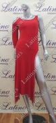 LATIN SALSA COMPETITION DRESS LDW (VL421A)