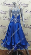 BALLROOM COMPETITION DRESS LDW (ST227A)