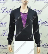 MAN LATIN SALSA SHIRT LDW (B242)