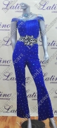 LATIN SALSA COMPETITION CATSUIT LDW (LT814)
