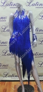 LATIN SALSA COMPETITION DRESS LDW (LS107A)