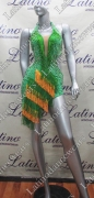 LATIN SALSA COMPETITION DRESS LDW (LT819)