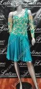 LATIN SALSA COMPETITION DRESS LDW (VL435)