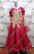 BALLROOM COMPETITION DRESS LDW (VS65D)