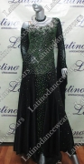 BALLROOM COMPETITION DRESS LDW (VS96A)