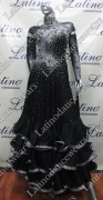 BALLROOM COMPETITION DRESS LDW (VS109)